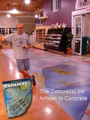 The Concretist Inc Artisan In Concrete